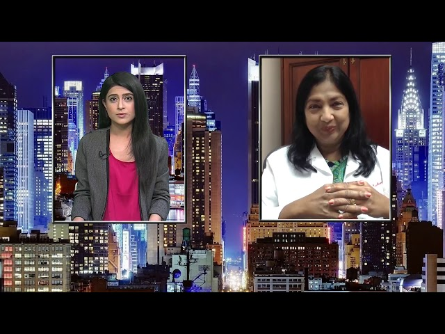 Dr. Rachana Kulkarni on Rising COVID-19 Cases, Hotspots & Cardiac Interactions - New Jersey
