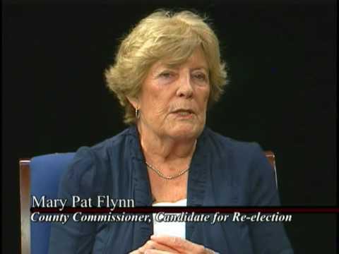 Conversations With Barbara: Mary Pat Flynn
