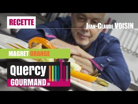 Magret aux oranges – quercygourmand.tv