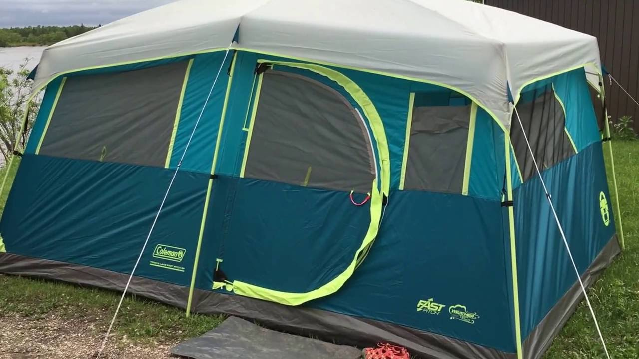 lake n trail tents