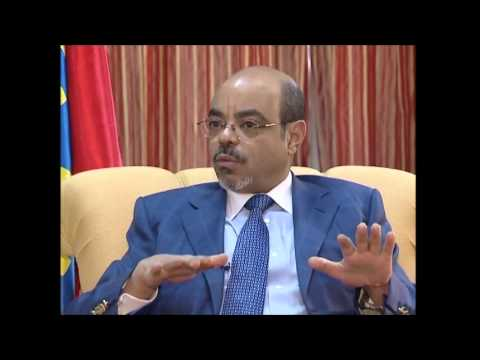 Voice of Assenna Interview with PM Meles Zenawi of Ethiopia - Feb 25, 2011