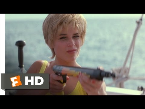 Wild Things 78 Movie CLIP  First Rule of Sailing 1998 HD