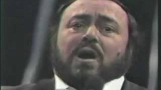 Luciano Pavarotti.  Spirto Gentil