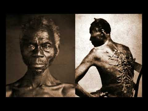 Slavery Song For African Slavery History | Black History Month