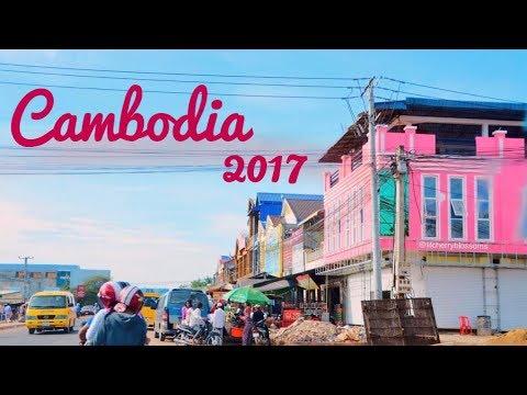 Cambodia Travel Montage