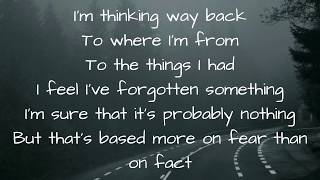 """On The Borderline"" - Thomas Sanders [Lyrics]"