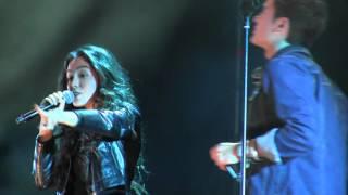 María Parrado - Frio ft. Andrés Dvicio - concierto en Cádiz 04/02/2016