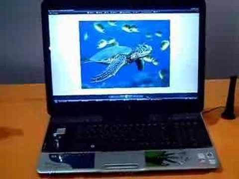 HP HDX X18-1058CA Premium Notebook Linux