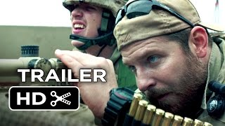 American Sniper TRAILER 1 (2015) - Bradley Cooper, Sienna Miller Movie HD