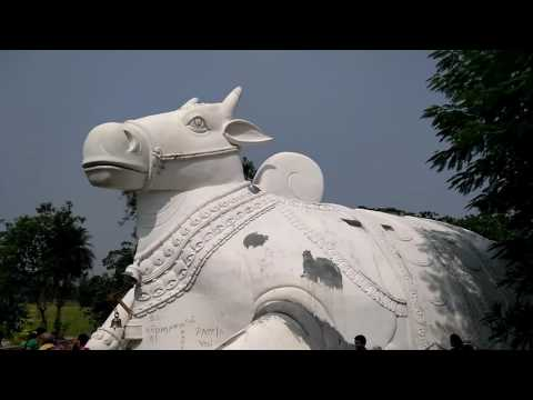Biggest Nandi in India