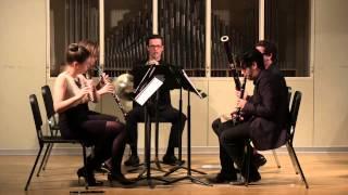 Paul Hindemith Kleine Kammermusik, Op  24, No 2 V. Sehr lebhaft