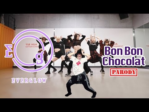 【KY】EVERGLOW — Bon Bon Chocolat DANCE COVER(Parody Ver.)