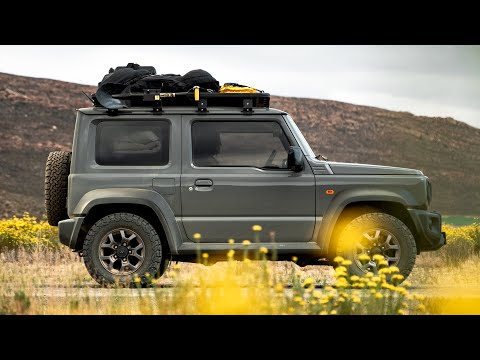 Suzuki Jimny Through The Mountains (2019)