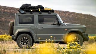 Suzuki Jimny Roadtrip Through The Mountains (2019)
