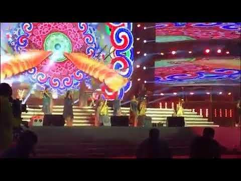12 Girls Band - 女子十二乐坊 2017 Tumen River Culture and Tourism Festival 图们江文化旅游节