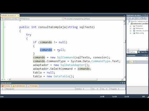ASPX .NET Web Service, DataTable devuelto como arreglo de objetos al cliente