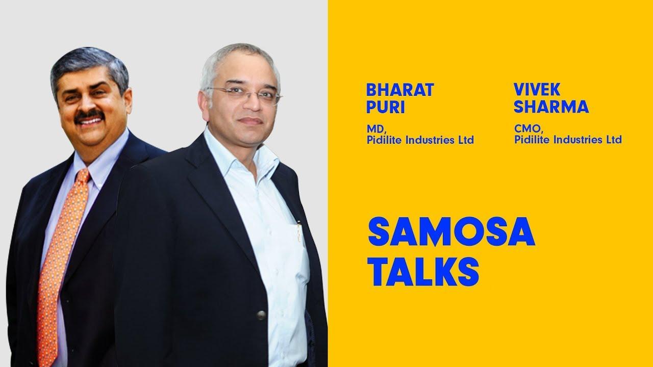 Samosatalks Fevicol Has Become An Adjective Bharat Puri Vivek Sharma Social Samosa