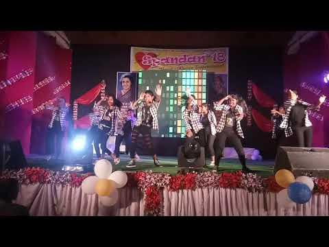 Jashpur girls group dance video