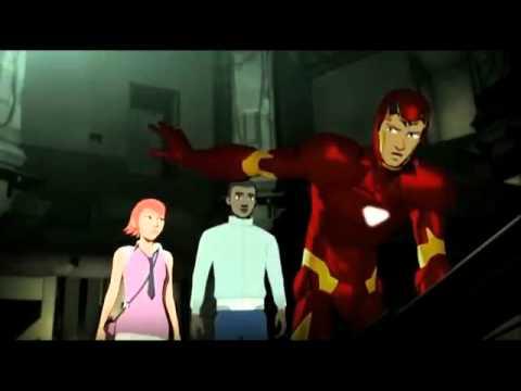 Iron Man: Armored Adventures. Железный Человек: Приключения в броне