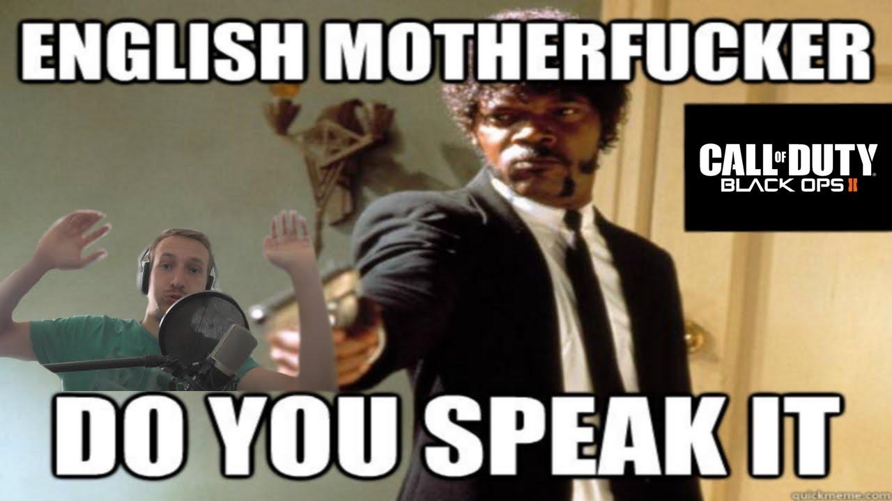 English Do You Speak It Cod Bo2 Germandeutsch