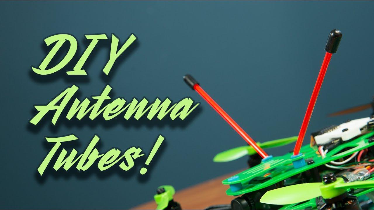 DIY Antenna Tubes
