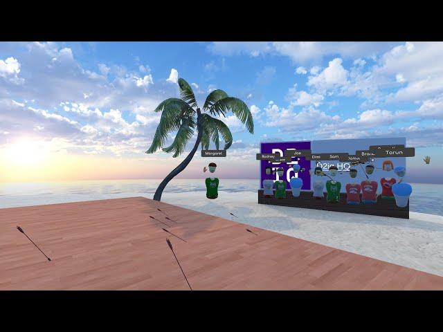 Showing D2IQ around their Virtual HQ