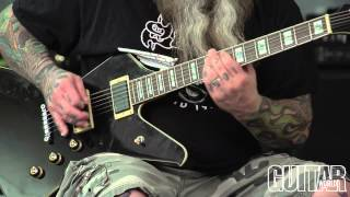 """Crowbar - """"Walk With Knowledge Wisely"""" at Guitar World Studios"""