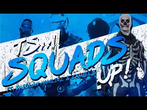 TSM Myth - The TSM Squad's HOT & READY!!(Fortnite BR Full Match)