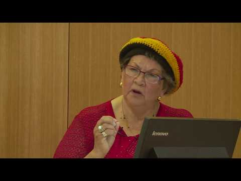Her land, her voice: Realising a Perth Resistance Fighter - Talk