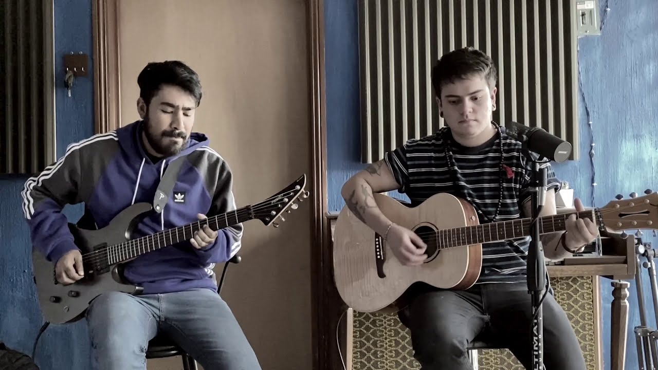 Two ghost- Cover Harry Styles (EVAN&PETER)