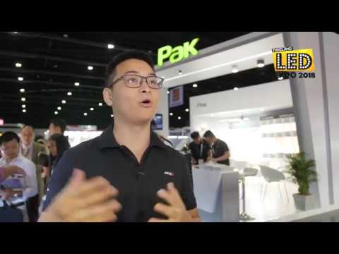 LED Expo Thailand 2019   ASEAN'S Show on LED Technology