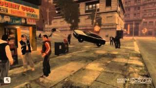 Grand Theft Auto 4 Carmageddon!