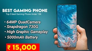 Top 5 Best Smartphone in Lockdown | Best Gaming Phone Under 15000 - Best Mobile Under 15000