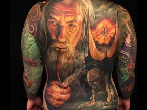 Best Back Tattoo Ideas in The World 2018