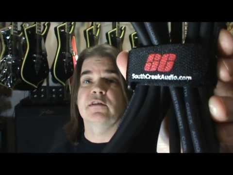South Creek Audio Instrument & Pro Sound Cables With Scott Grove
