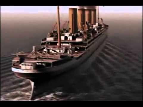 Maqueta titanic 7 parte doovi - Construccion del titanic ...