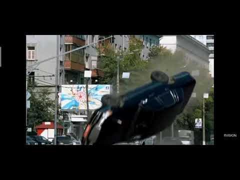4 Таксиста и собака (2004) авария