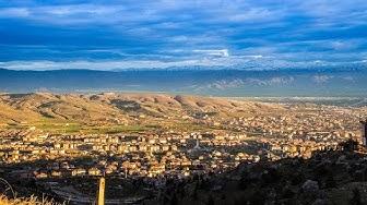 Elazığ ve gezilecek güzel yeri Harput (Anlatımlı)