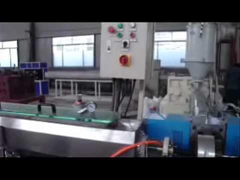 Hindustan Plastic Machine Corporation (HPMC)_Round Inline Drip irrigation Pipe extruder