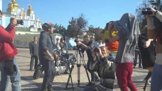 Съемка клипа - TNMK, Вани Дорна, Фейма.