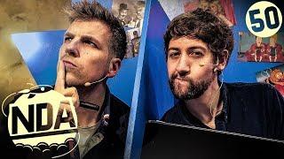 David Hain & Rob Bubble lästern über Youtube, Streit im NDA Dschungelcamp, Drens live   NDA #50