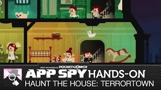 EGX 2014: Haunt the House: Terrortown | iOS iPhone / iPad Hands-On - AppSpy.com