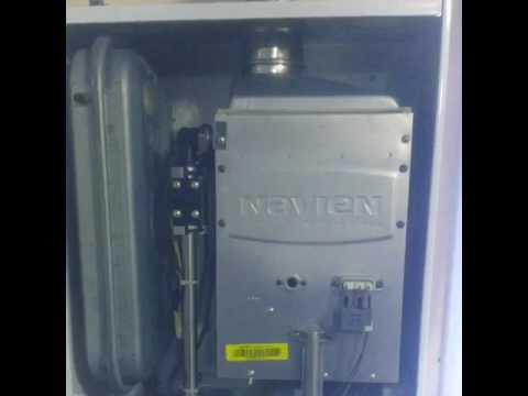 Замена теплообменника navien ace как проверить состояние теплообменника