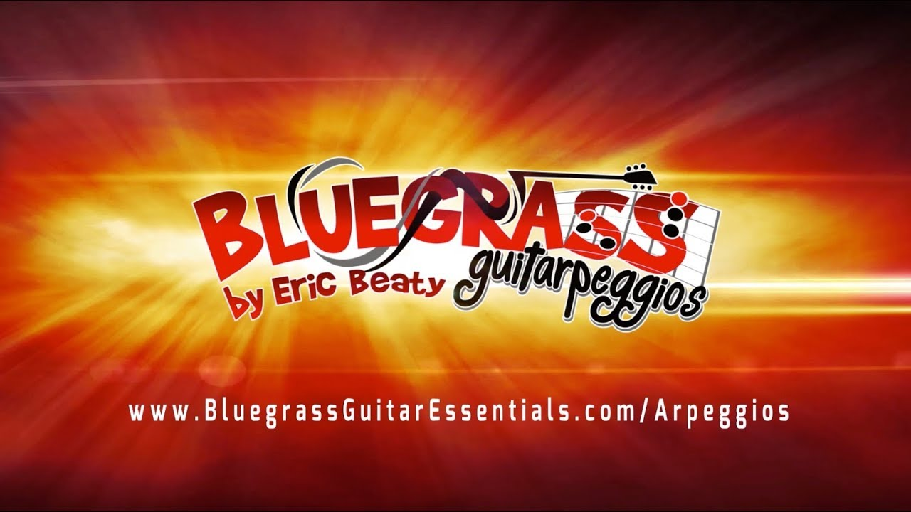 Bluegrass Guitar Tablature by Eric Beaty