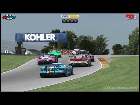 Asia Pacific GTE Series - Rd5 - Road America 2017