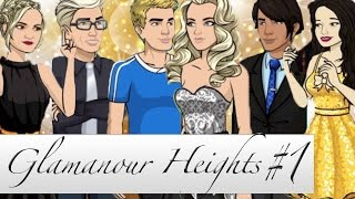💎NEW SERIES!!💎 Glamanour Heights! Forbidden Love! Danger! Scandal! - Episode #1