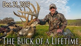 Midwest Whitetail | GIANT Iowa Buck: 200+ Inch Monster