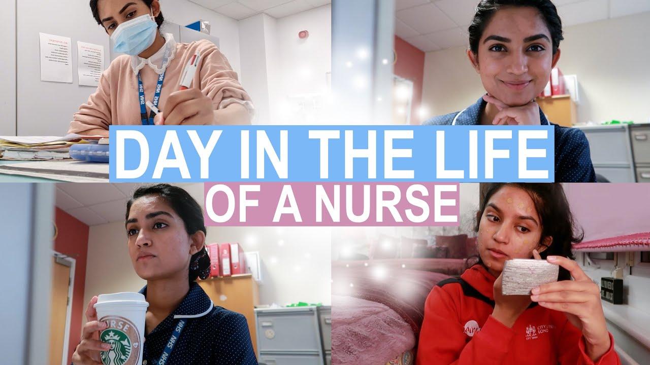 Download Day in the life of a NURSE: Specialist Nursing in London   Nurse Zara UK