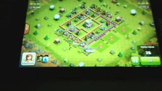 Clash Of Clans-tek Tür Saldırılar-bölüm 3-goblin