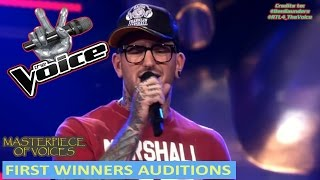 top 10 the voice winners